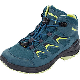 Lowa Innox Evo GTX Multifunction Shoes Low Quartercut Kids petrol/mint